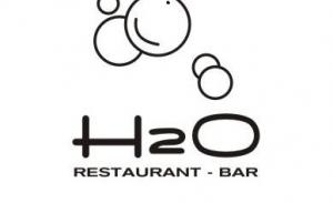 H2O All day bar restaurant.